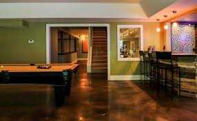 Benefits To Concrete Floors For Everyday Living - Concrete home floors