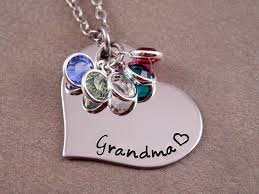 grandmother jewelry rustic i you more heart necklace beautiful jewelry