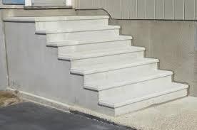 stairs railings walkways the masonry doctor