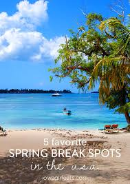 Iowa do you need a passport to travel in the us images 5 favorite spring break spots in the us iowa girl eats jpg