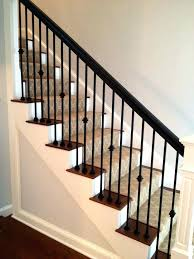 stair ideas staircase railing design interesting stair railings and in image