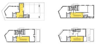 Apartment Block Floor Plans White House Apartment Block In Seoul By Design Band Yoap