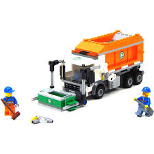garbage trucks for kids surprise lego city garbage truck 60118 big w