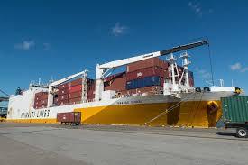 port authority sees steel slump container trade grow houston