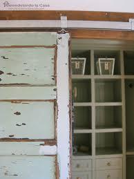 Installing A Sliding Barn Door Remodelando La Casa How To Install A Sliding Barn Door Part 2