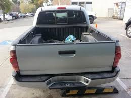 2007 toyota parts 2007 toyota tacoma parts cars trucks silver gray front end