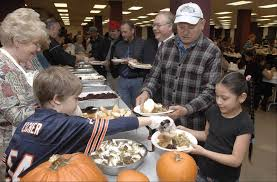 elgin s thanksgiving dinner in need of donations