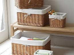 Wicker Bathroom Storage by Wicker Bathroom Furniture Popular Accessories For All Types