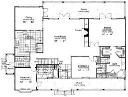 floor plans for ranch houses ingenious 9 ranch house plans 2500 5 bedroom floor family home sq