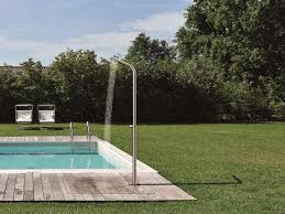 wx 510 outdoor shower by cristina