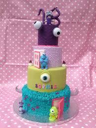 monsters inc baby shower cake monsters inc 18th cake original design by the royal baker flickr