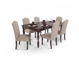 bobs furniture kitchen table set chateau 7 dining set dining room sets dining room