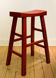 furniture red lacquer bar stools with red bar stools and brown