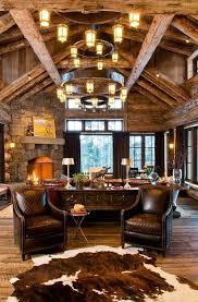 cabin living room ideas fantastic cowboy log cabin living room interior top best western
