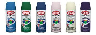 krylon indoor outdoor spray paint art materials online