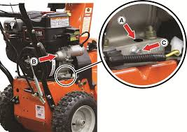 snow blower at home depot on black friday briggs u0026 stratton recalls ariens compact snow blowers due to fire