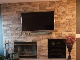 Cost Of Stone Fireplace by Stacked Stone Fireplace Cost Crafts Home