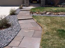 Stone Patio Images by Circular Patio Kits U0026 Curved Walkways Earthstone Products