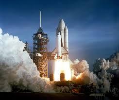 first shuttle launch nasa