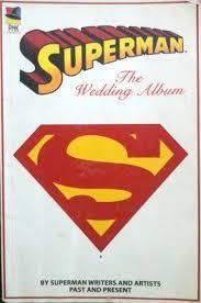 superman wedding album jual superman the wedding album pmk comic angkringan koleksi