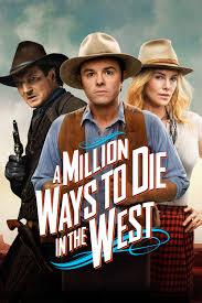 million ways die west 2014 movie image