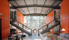 12 container house