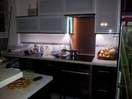 meuble plan de travail cuisine ikea ikea cuisine eclairage galerie avec eclairage led dun plan de