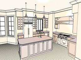 My Floor Plans How To Design My Kitchen Floor Plan Images About Kitchens On