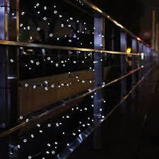 innootech 20m guirlande lumineuse solaire à 200 led décoration