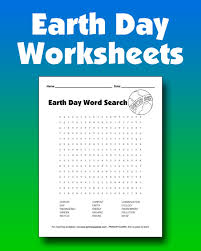 earth day worksheets earth day worksheets earth day and worksheets