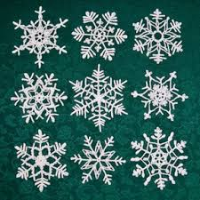 how to stiffen crocheted snowflakes tutorial the crochet architect