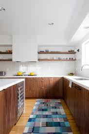 an eastside kitchen remodel walnut kitchen white counters and