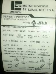 220 Air Compressor Wiring Diagram Electrical How Do I Wire This Motor With 240v Home