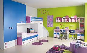 Bedroom Designs For KidsChildren Of Well Three Children Bedroom - Children bedroom design