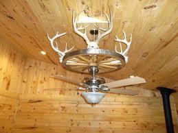 Deer Antler Ceiling Fan Light Kit Mesmerizing Deer Ceiling Fan Antler Light Kit Outdoor Of Ataa