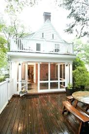 front porch sunroom for room enclosed porches back