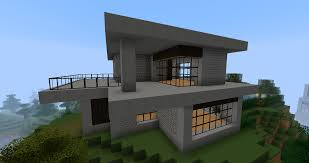 Minecraft House Map Popular Cool Modern Houses With Cool Modern House Map Image 26 Of