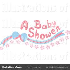 baby shower clipart 1254004 illustration by cherie reve