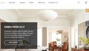 top 5 interior design home decor furniture html5 templates