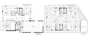 Cubicle Floor Plan by Vuc Syd By Aart Architects Zeni Architects