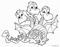 printable dragon coloring pages kids cool2bkids dragon