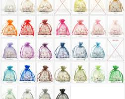 organza bags bulk satin and organza favor bags party favor bags by sheercolors