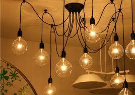 kalle spider hanging wire lights
