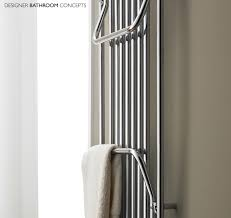 Small Heated Towel Rails For Bathrooms Grace Designer Central Heated Bathroom Radiator Hl398