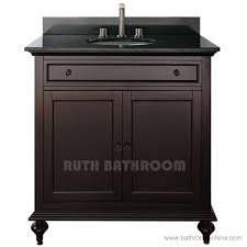 Solid Wood Bathroom Cabinet Wooden Bathroom Cabinets Solid Wood Bathroom Cabinet Factory