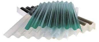 tettoia in plastica lastre e rotoli in vetroresina elyplast