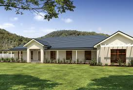 Hampshire Homes Project Home Acreage Design Rural Block - Country style home designs nsw