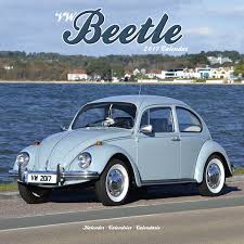 volkswagen car beetle old vw beetle calendar calendars 2016 2017 wall calendars car