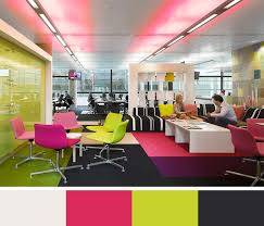 Interior Design Color Schemes by Adorable 30 Modern Office Color Schemes Design Ideas Of Modern