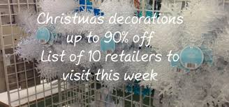 discount up on decorations christie dedman